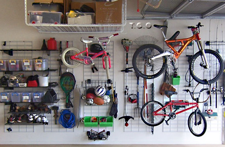 Garage Wall Storage Organise Your Garage Walls For Less