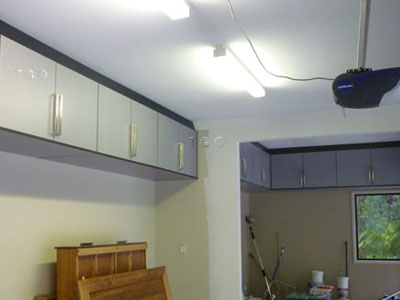 Go Loft Ceiling Cabinets Help You Get It All Off Your